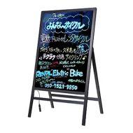 LED 雙面發光電子黑板 (60 x 80cm)