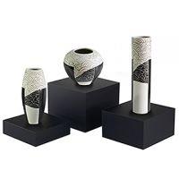 方形亞加力產品展示平台 (1套3件-可選黑色/透明)