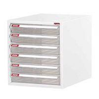 樹德 Shuter A4-106P A4桌面文件櫃(6抽)