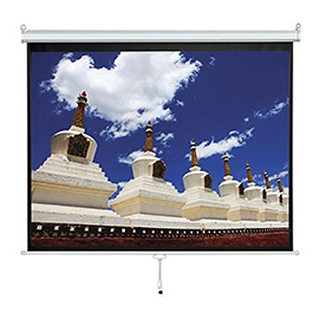 VISION 掛牆式投影屏幕 (60 x 60吋)