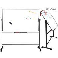 活動式雙面磁性白板連旋轉架 (W1500 x H900mm)