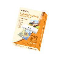 VISION 過膠膜 (2R-100mic/100張)