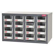 樹德 Shuter A7V-416  專業零件分類櫃(16格)