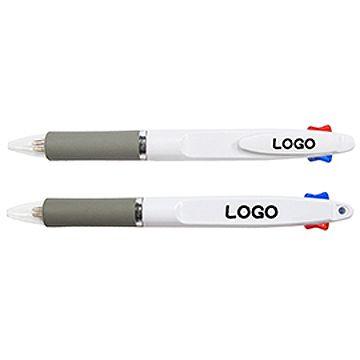 雙色按掣原子筆(連印刷 LOGO-300支起)